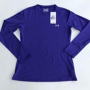 NWT Nike Cold Gear long sleeve drifit Top Size XL